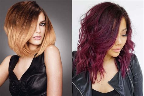 Ombre Hair Color Ideas And Hairstyle Images To Try