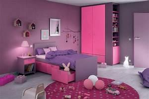 Bureau Chambre Fille : rangements chambre enfant archea ~ Teatrodelosmanantiales.com Idées de Décoration
