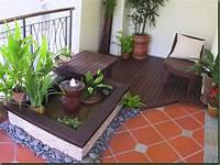 nice apartment patio garden design ideas 25 Wonderful Balcony Design Ideas For Your Home