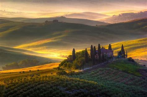 Val Dorcia Tuscany Italy Travel Pinterest