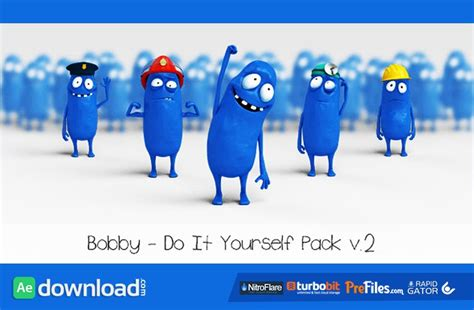 after effects product promo templates bobby character animation diy pack bobby character animation diy pack videohive template
