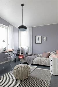 Modern, And, Trendy, Teen, Girl, Bedrooms
