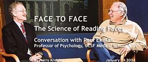 Image result for the science of reading faces by paul erkman