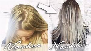 Haare Selber Färben : haare selber f rben gelbstich im haar entfernen ombre balayage vorher nachher tutorial ~ Udekor.club Haus und Dekorationen