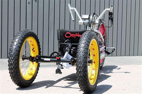 Trike Motorcycle, Bicycle, Custom Bikes