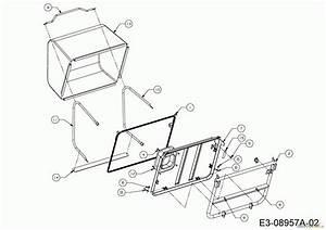 Minirider 76 Rde : mtd grasfangvorrichtung ersatzteile 747 06489 handgriff fangkorb ~ Orissabook.com Haus und Dekorationen