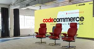 Code Commerce, our summit on the future of retail, is ...