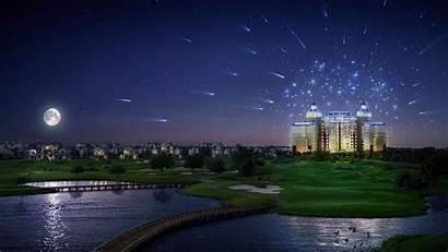 Shooting Stars Wallpapers Sky Night