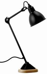 Lampe De Bureau Noire : lampe de bureau gras n 206 ~ Teatrodelosmanantiales.com Idées de Décoration