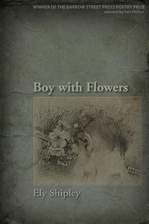 boy  flowers  james ely shipley