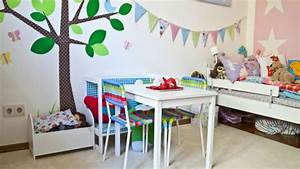 Wandgestaltung Für Jugendzimmer : kinderzimmer wandgestaltung rabatte bis 70 westwing ~ Markanthonyermac.com Haus und Dekorationen