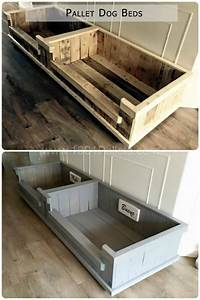 25 best ideas about dog beds on pinterest pet beds diy for Bed frame with dog kennel