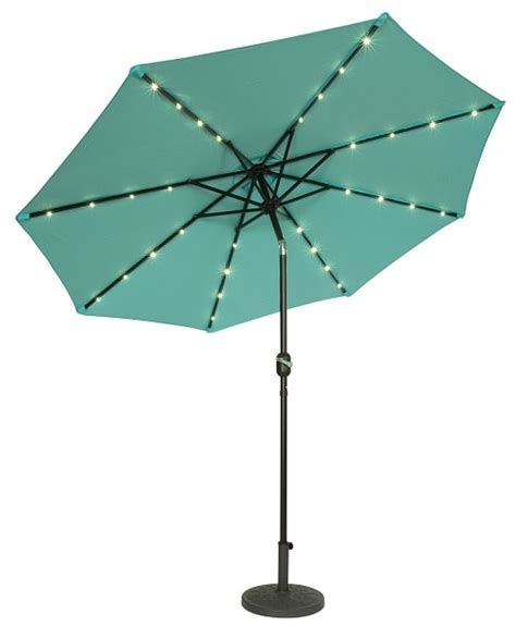 5 beautiful the lighted umbrella for patio with color changing