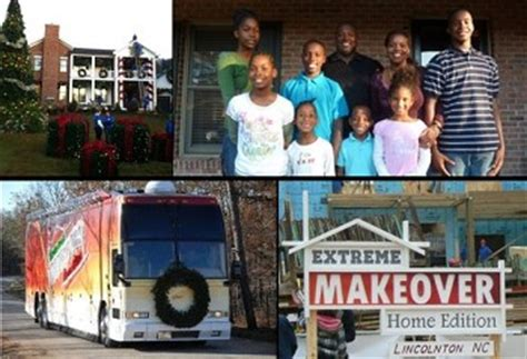 lincolnton episode airs tonight extreme makeover home