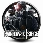 Icon Siege Rainbow Six Operator Aussie R6
