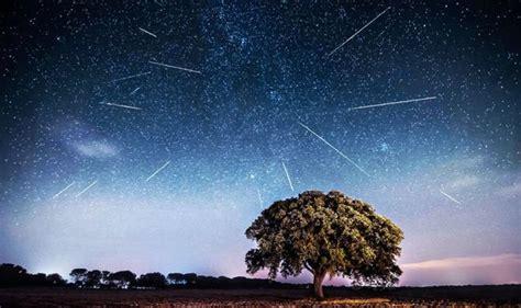 meteor shower  delta aquariids  perseids