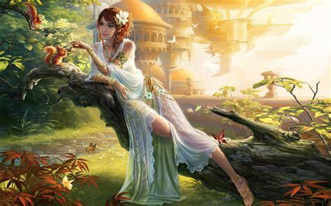 beautiful girl princess  beautiful white dress flower