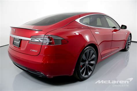 Used 2016 Tesla Model S P100d For Sale (,980)