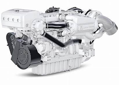 Marine Engine Propulsion Engines Deere John Hp