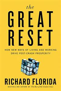 Book Report Pdf In The Great Reset Professor Richard Florida Shows How
