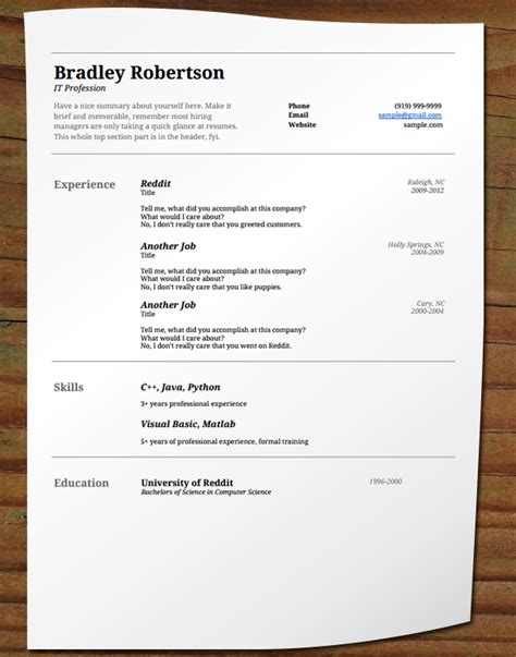 Free Fancy Professional Resume Templates by Free Your Resume Professional Resume Fancy