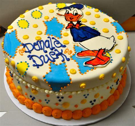 donald duck cakes decoration ideas  birthday cakes