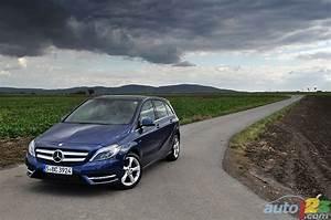 Mercedes Classe B 2013 : list of car and truck pictures and videos auto123 ~ Gottalentnigeria.com Avis de Voitures