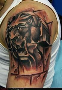 42 Abstract Animal Tattoos