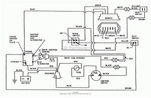 Snapper 1642 Wiring Diagram