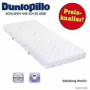 Dunlopillo Matratzen Test : dunlopillo kaltschaum matratze matratzen test 2019 ~ Watch28wear.com Haus und Dekorationen