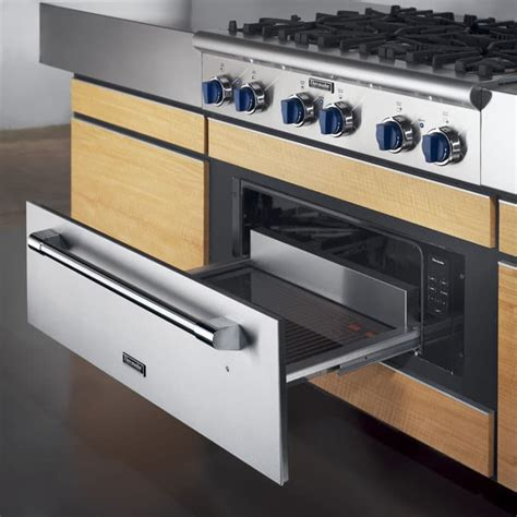 Thermador WDC36D 36 Inch Convection Warming Drawer with