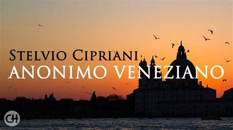 stelvio cipriani anonimo veneziano high quality audio