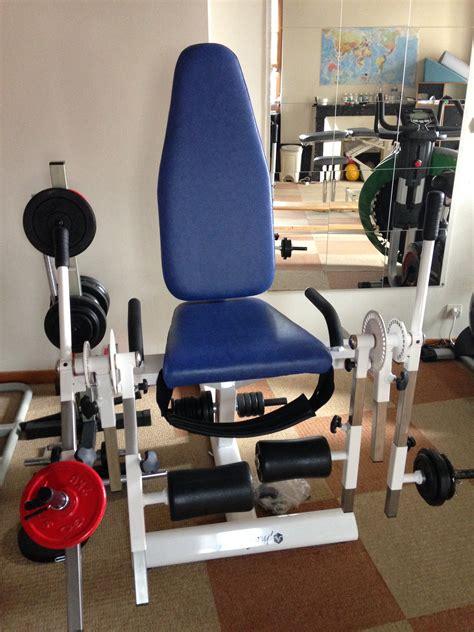 chaise musculation chaise de musculation cabinet kiné podologue lorrez le