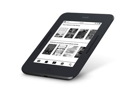 Barnes & Noble Has A New E-reader