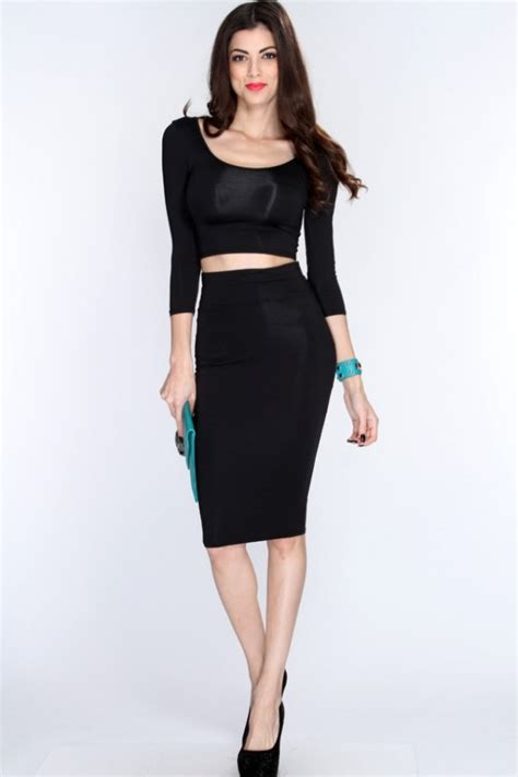 Classic And Timeless Pencil Skirt Outfits - Ohh My My