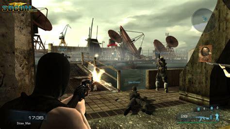 socom  navy seals confrontation game  ps