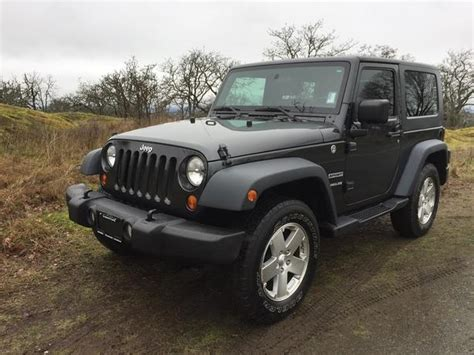 2010 Jeep Wrangler Sport Trail Rated 4x4