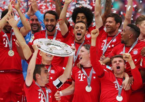 Bayern Munich Bundesliga Champions - Mirror Online