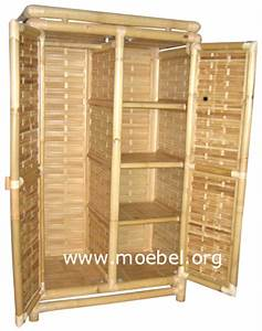 Schrank Für Bügelbrett : bambusm bel stauraum bambusschr nke ~ Frokenaadalensverden.com Haus und Dekorationen
