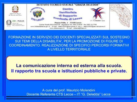 comunicazione interna ed esterna comunicazione scuola interna ed esterna rapporti scuola
