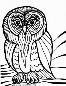 owl coloring pages free printables | ... printable ...