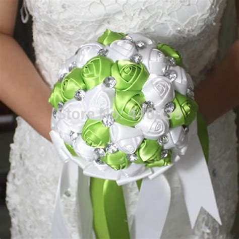 colors diy custom artificial flowers silk rose bouquet