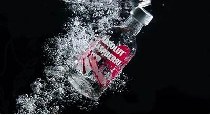 Vodka Wallpapers Absolut Splash Water Bottle Px