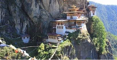 Bhutan Kingdom Monastery Travel Paro Places Tourtravelworld