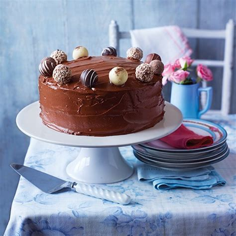 chocolate fudge cake good housekeeping good housekeeping