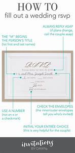 Fill out a wedding rsvp invitations by dawn for Wedding rsvp cards filled out