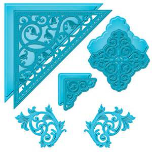 Spellbinders Shapeabilities Collection Die Cutting And
