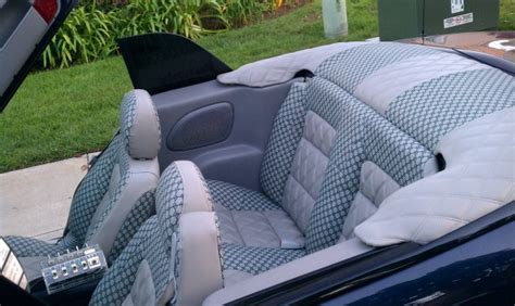 Gucci-vinyl-14(navy Blue On Grey) For Car Interiors From
