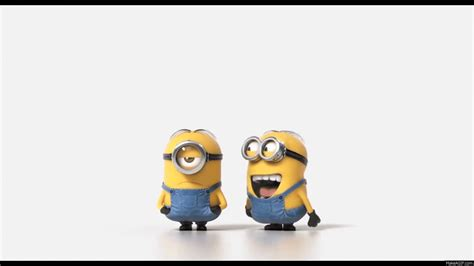 Funny Minions On Make A Gif