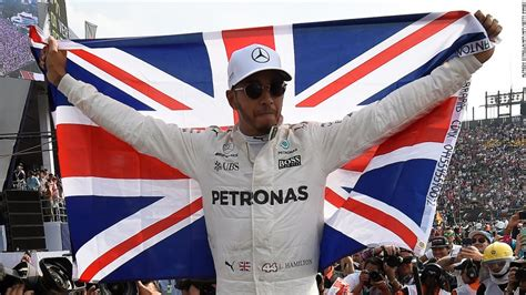 f1 lewis hamilton crowned 2017 world chion